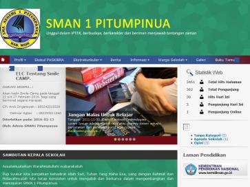 Portal SMAN 1 Pitumpanua